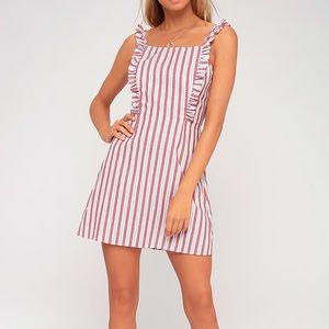 The Fifth Label Acacia Stripe Dress